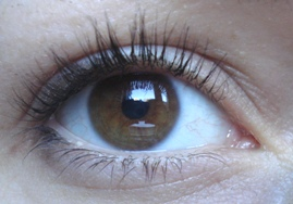 my eye with zuzu