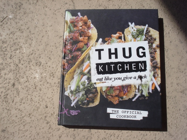 thug kitchen cookbook + recipe! | the lavender owl